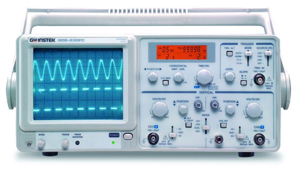 Mengenal Alat Uji Elektronik Osiloskop