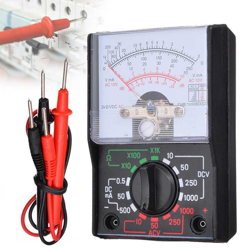 Mana yang Lebih Baik Antara Amperemeter dan Multimeter